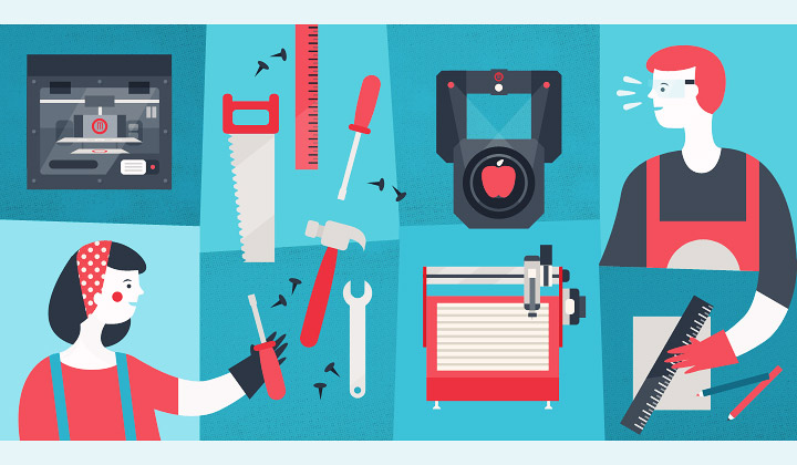 Makerspaces: A Revolution in Sustainable Production