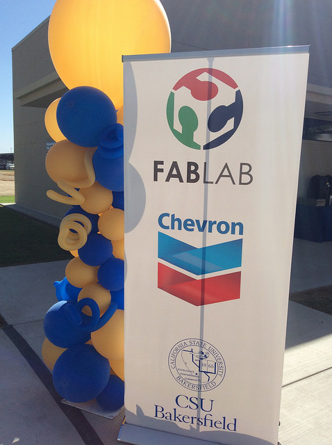 Fab Foundation Launches Fab Lab for Innovation and Hands-on Learning at CA State University, Bakersfield