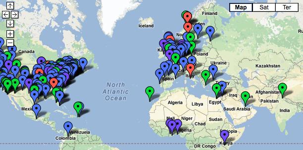 Maker Faires Around the World