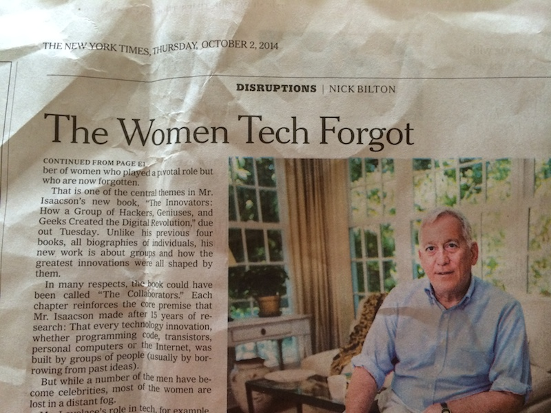 The Women Tech Forgot