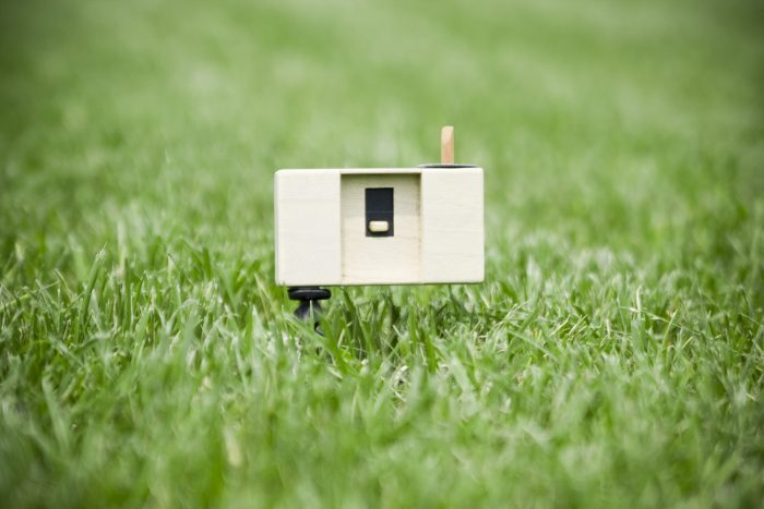 The 'Maker Movement': Clint O'Connor Creates 3D Printed Pinhole Cameras