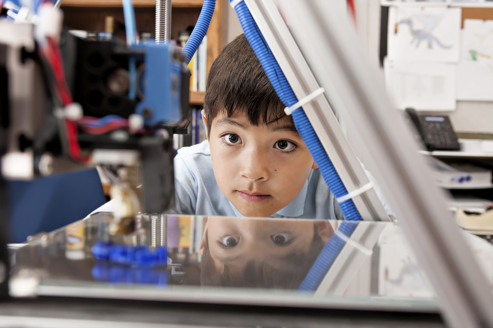 3D Printing is Beginning to Take Hold in UK Schools