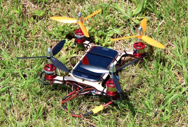 Flone Flying Phone Has Applied For A Fab Replication Grant