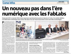 FabLab Corsica