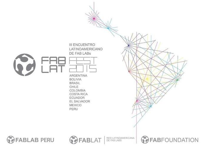 Technological Festival Fab Lat Fest 2015