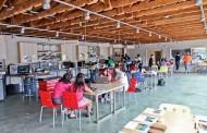 Fab Lab Tulsa Fabricates Hop-Shaped Guitar for Hop Jam, Raffle to Benefit Food Bank