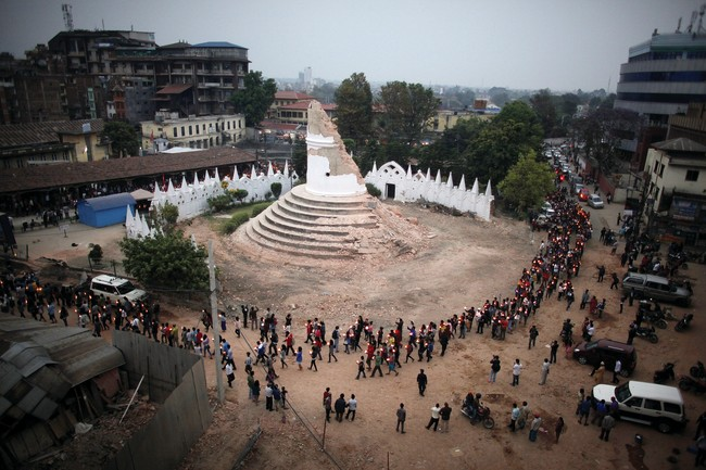 From the Rubble: Architects and Preservationists Assess How to Aid Nepal