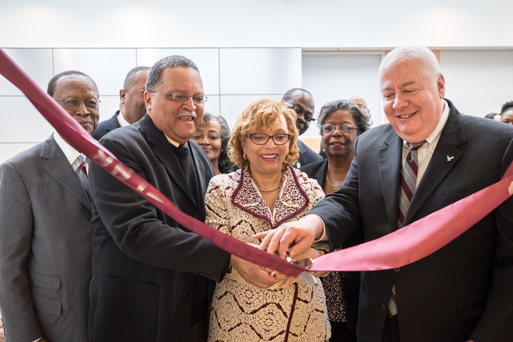 NCCU Opens Fabrication Lab