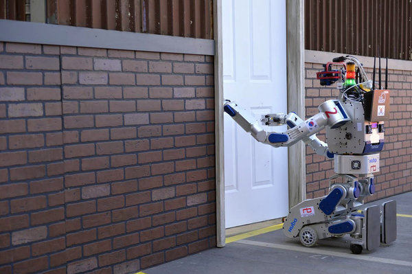 Korean Robot Makers Walk Off With $2 Million Prize