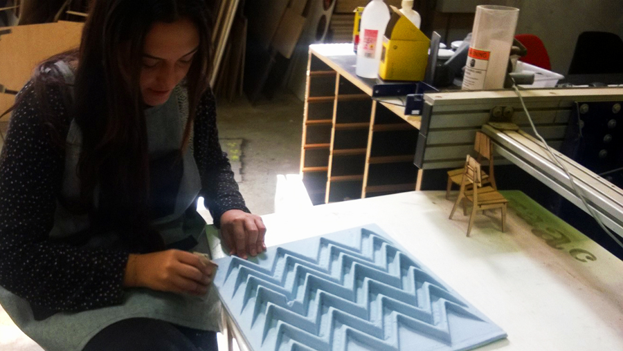 Molding Fabrics