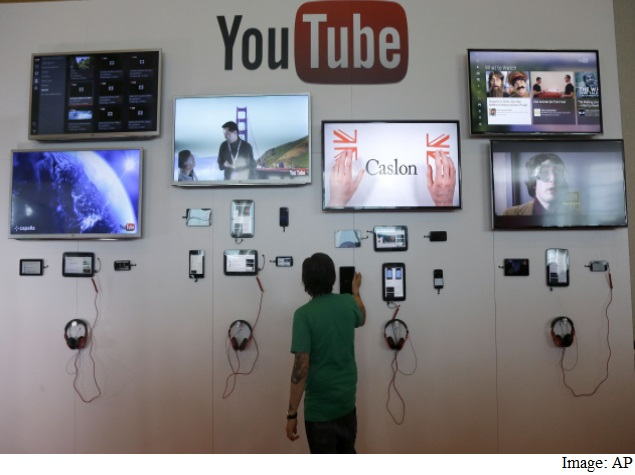 YouTube Makes Virtual Reality Push With 360-Degree 3D Videos
