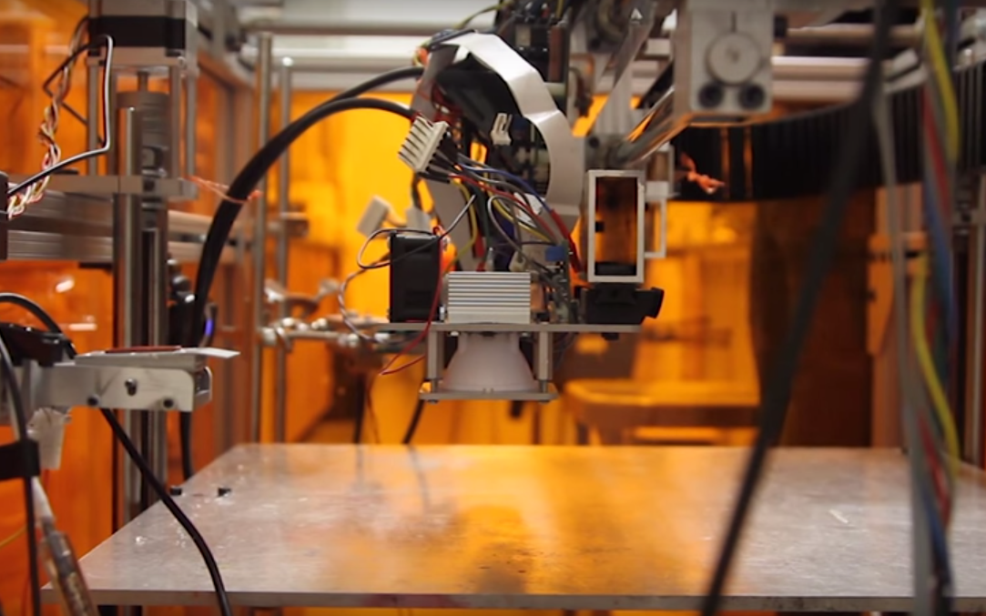 MIT invents 'breakthrough' 3D printer that can print 10 different materials simultaneously