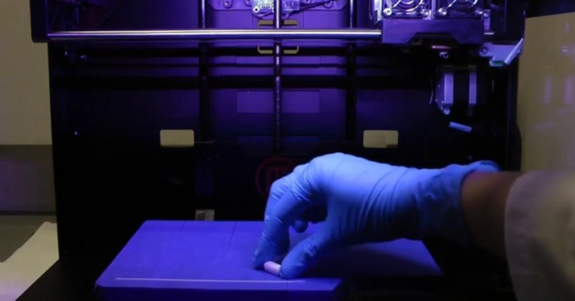 Drugs on demand: Could 3D-printing change the future of pharmaceuticals?