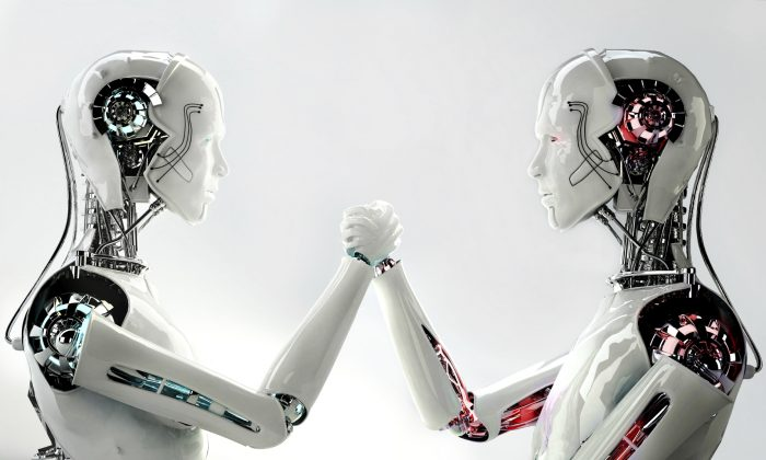 A Robot Passes A Self-Awareness Test For First Time