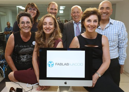 Fab Lab Ajaccio Will Offer Fab Academy For The First Time in Corsica!