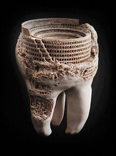 3D Printed Teeth To Keep Your Mouth Free Of Bacteria