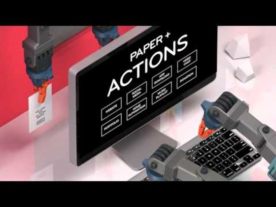 Moo launches nfc enabled paper business cards fab lab connect moo launches nfc enabled paper business cards colourmoves