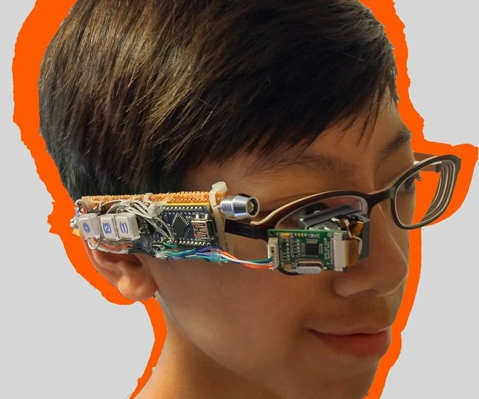 Httpinstructablesidarduino Based Smart Glasses By A 13