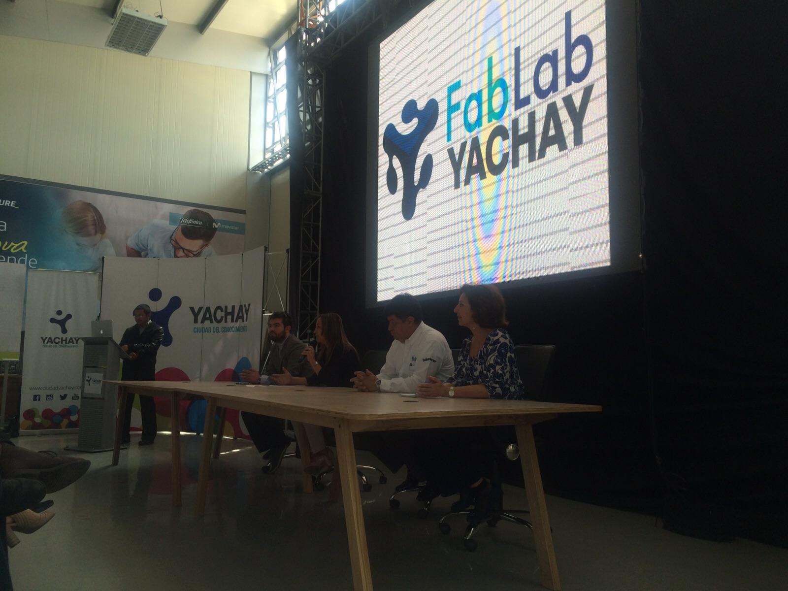 FabLab Yachay
