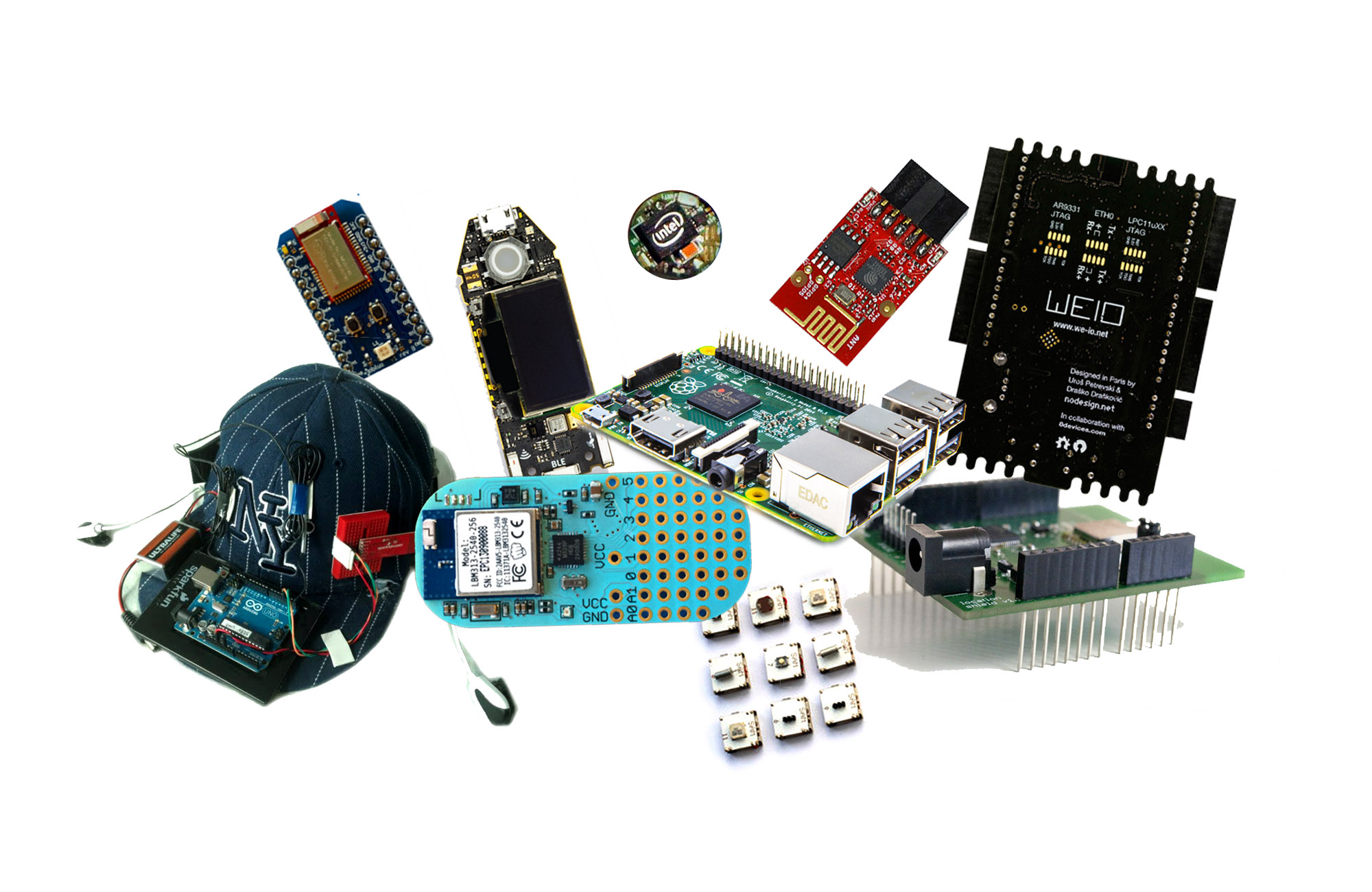 Top 10 kits for hardware prototyping