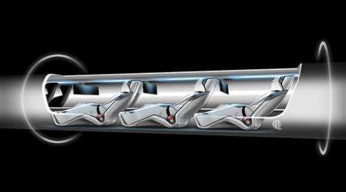 MIT wins design competition for Elon Musk's Hyperloop!