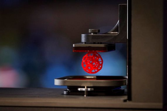 What If 3D Printing Was 100x Faster? | Joseph DeSimone | TED Talks