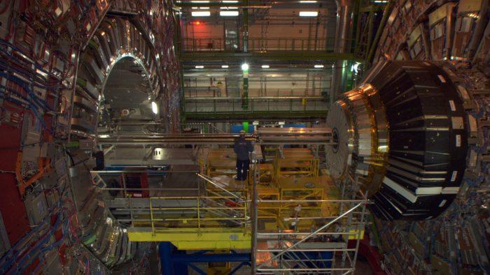 CERN Seeks International Artists For Full-Time Residency