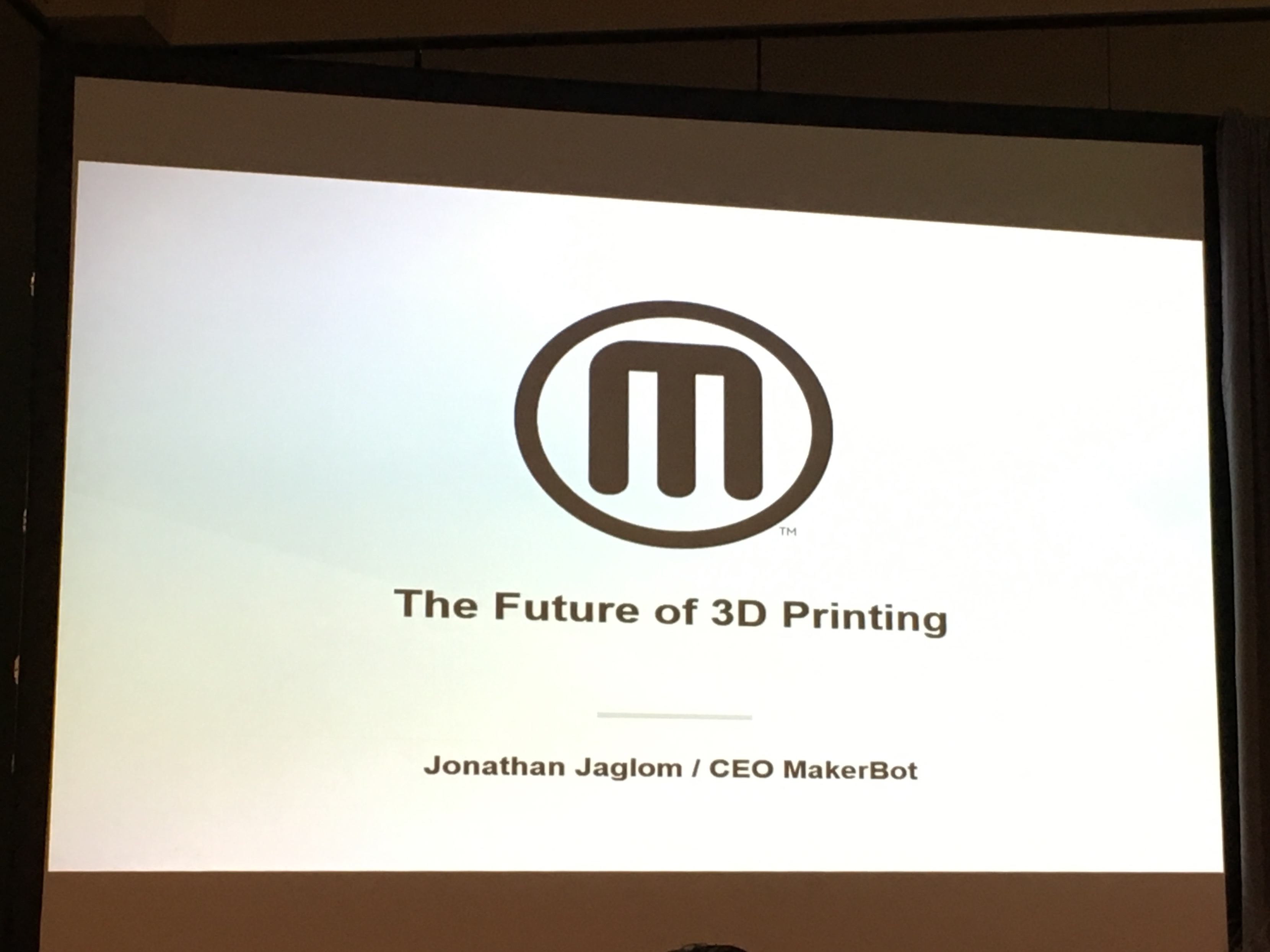 FLC at Inside 3D-Printing - The Future of 3D Content