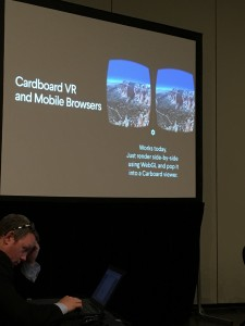 Virtual Reality Summit – Immersive Web