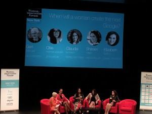 Women in Innovation Forum Google