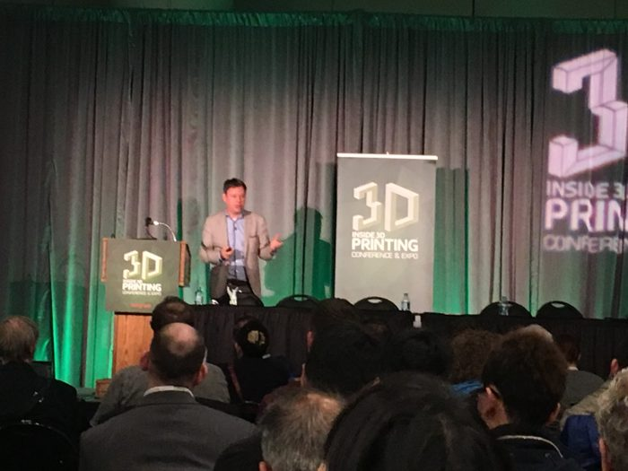 FLC at Inside 3D Printing - Digital Manufacturing and The Next Industrial Revolution