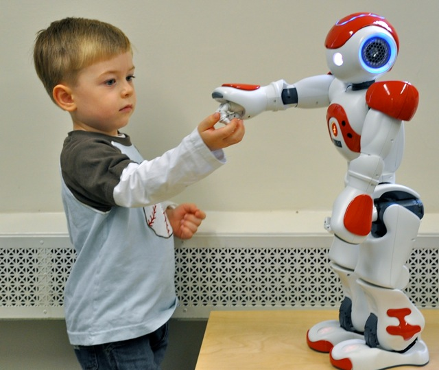 Quatar Researching the Use of Robotic Therapy for Children with Autism