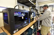 UM Fabrication Laboratory Puts Scientific, Manufacturing Equipment In Artists' Hands