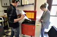 UM Fabrication Laboratory Puts Scientific, Manufacturing Equipment In Artists' Hands