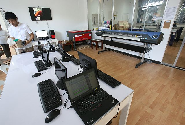 DTI Set To Open FabLab