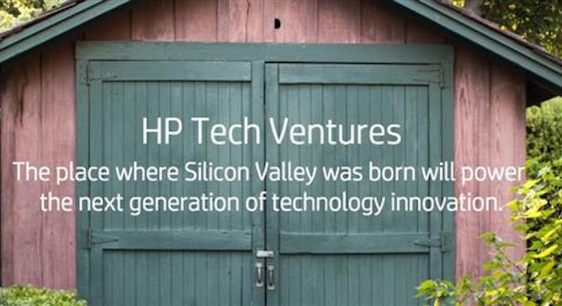 HP Launches Tech Ventures VC To Invest In 3D printing, Virtual Reality And Internet Of Things