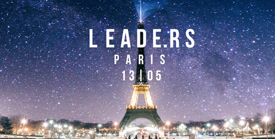 The Inaugural Leade.rs Event In Paris