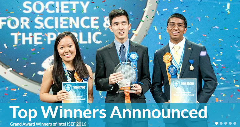 School Fab Lab Russian Student, Oleg Zobov Wins 3rd Place at the International Science and Engineering Fair