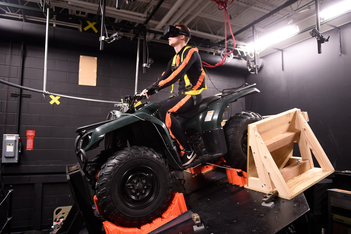 Oculus Rift ATV Simulator Is More Than Just A Crazy Video Game - It Could Actually Save Lives