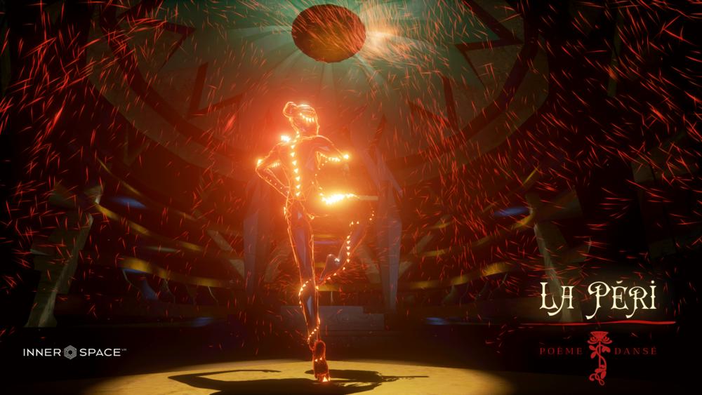 La Péri : A Ballet In VR - Behind The Scenes
