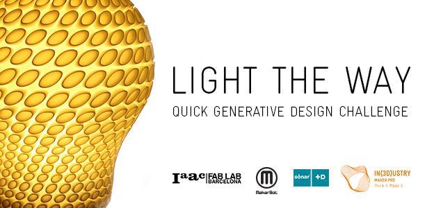 Light The Way: Quick Generative Design Challenge