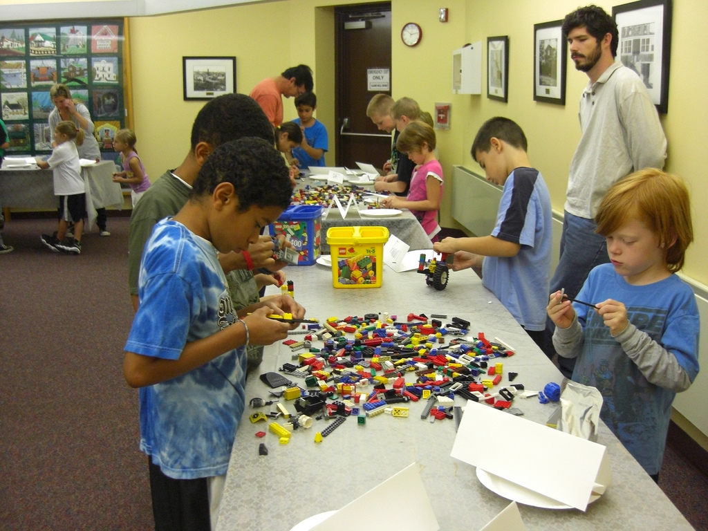 Kids Get Hands-On STEM Lesson At OSUIT Robotics Camp