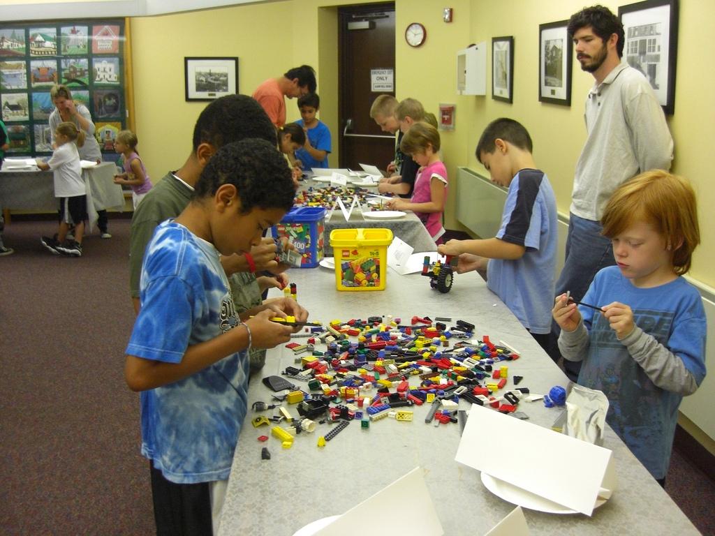 Kids Get Hands-On STEM Lesson At OSUIT Robotics Camp