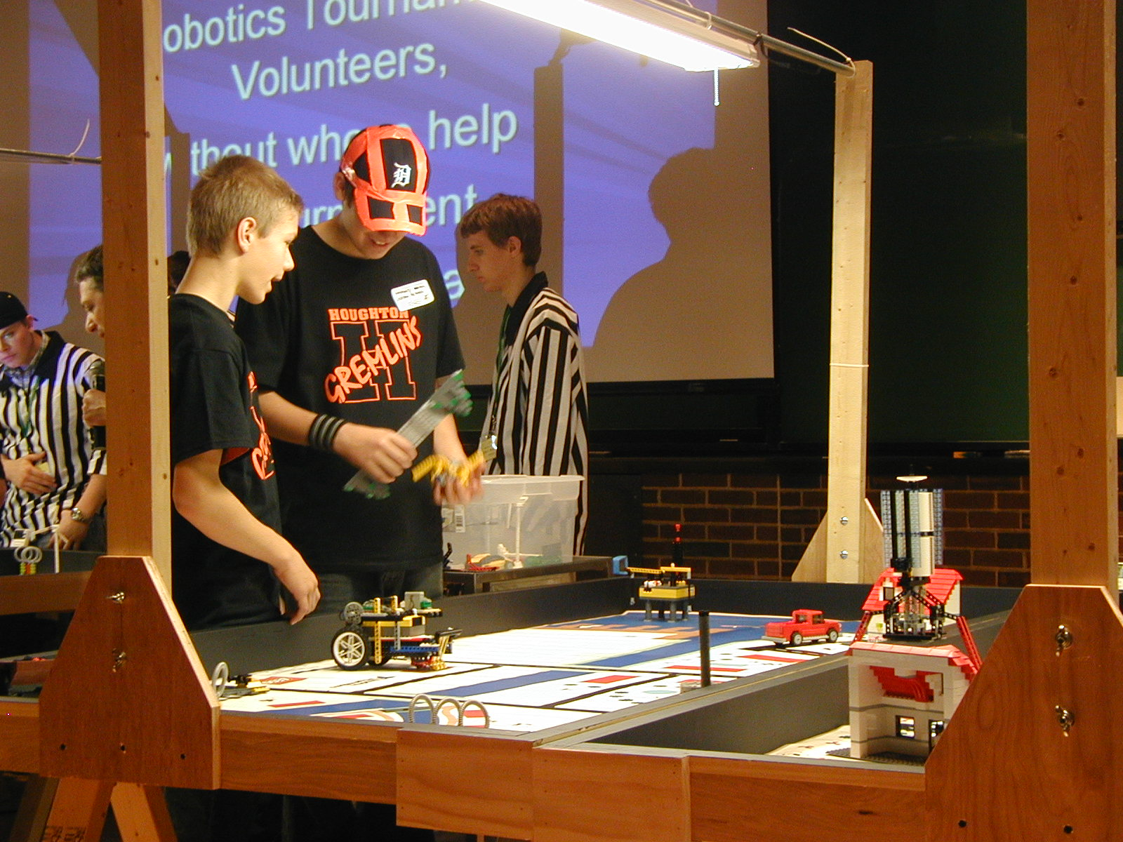 Adventures In Robotics - Local Children Learn By Using Robots At PSU