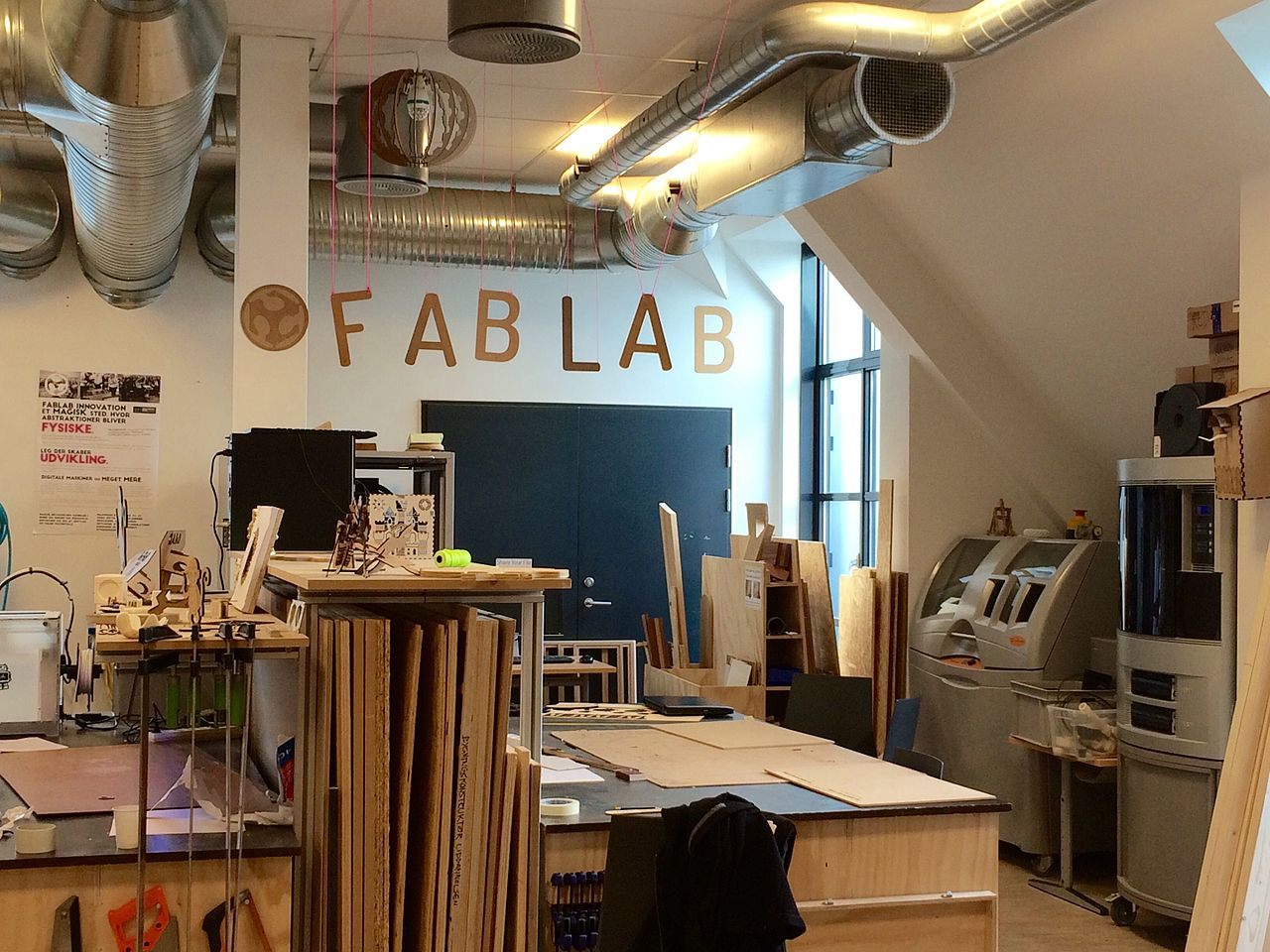 Fab Lab Director Talks Maker Movement Ahead Of Saturday's Mini Maker Faire