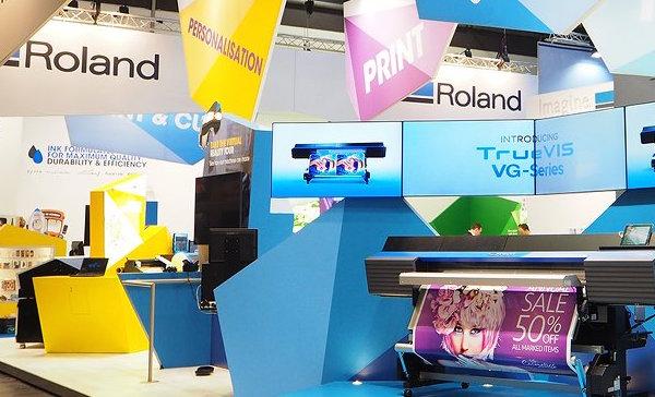 Roland DG Sponsors FAB12