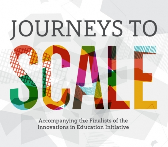 'Journeys To Scale' Tells Of Five Promising Innovations; Offers Wide-Reaching Lessons