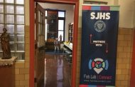 First School Fab Lab at Saint Joseph High School Commenced on October 28, 2016