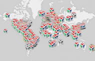 1000 Fab Labs in Over 97 Countries!