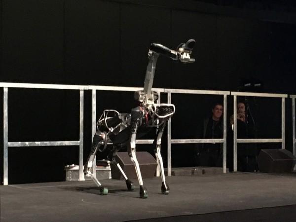 Forget Drones—Google Explores Robot Delivery